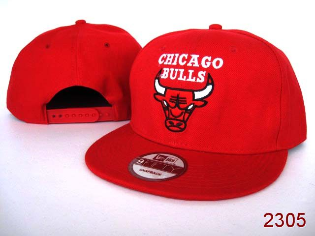 Chicago Bulls NBA Snapback Hat SG01